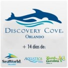 Discovery Cove Ultimate + 3 Parques