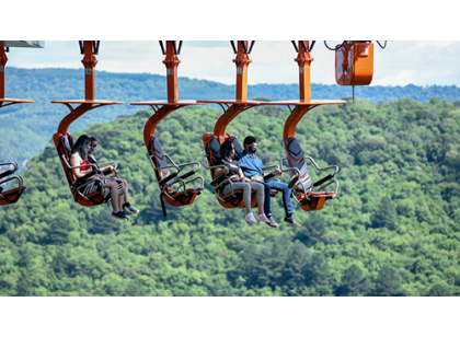 Parque Skyglass Canela - Plataforma + Abusado
