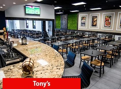 Restaurante Tony's Brazilian Grill