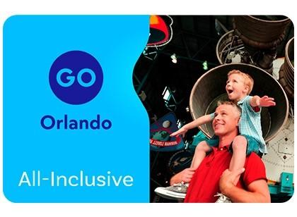 Go Card Orlando - 2 dias